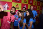 Saiyami Kher, K L Rahul, Rohit Sharma, Anusha Dandekar at Adidas Announce The Uprising 3.0 on 16th Oct 2017 (131)_59e581dc1d4d6.JPG