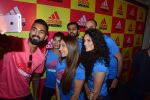 Saiyami Kher, K L Rahul, Rohit Sharma, Anusha Dandekar at Adidas Announce The Uprising 3.0 on 16th Oct 2017 (134)_59e581dc9f468.JPG
