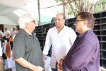Ashutosh Gowariker attend Chautha Of Lekh Tandon on 17th Oct 2017 (120)_59e7154e2233b.JPG
