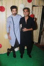 Saqib Saleem Attend Ekta Kapoor_s Diwali Party on 18th Oct 2017 (76)_59e81c097b740.JPG