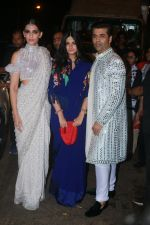 Sonam Kapoor, Rhea Kapoor, Karan Johar Attend Ekta Kapoor_s Diwali Party on 18th Oct 2017 (108)_59e81cb85afdb.JPG