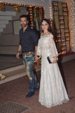 Aamir Ali, Sanjeeda Sheikh at Shilpa Shetty_s Diwali party on 20th Oct 2017 (19)_59eca497062fb.jpg