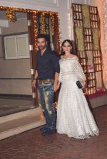 Aamir Ali, Sanjeeda Sheikh at Shilpa Shetty_s Diwali party on 20th Oct 2017 (20)_59eca4a42fa0b.jpg