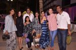Gauhar Khan at Karanvir Bohra & Teejay Sidhu Celebrated Their Kids 1st Birthday on 22nd Oct 2017 (6)_59ed984618815.JPG