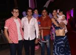 Meiyang Chang at Karanvir Bohra & Teejay Sidhu Celebrated Their Kids 1st Birthday on 22nd Oct 2017 (9)_59ed9962c13df.JPG