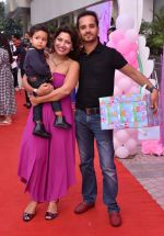 Raghav Sachar at Karanvir Bohra & Teejay Sidhu Celebrated Their Kids 1st Birthday on 22nd Oct 2017 (24)_59ed997dbf928.JPG