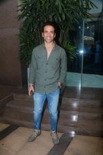 Tusshar Kapoor with Golmaal Again Team Spotted At Yauatcha Restaurant on 23rd Oct 2017