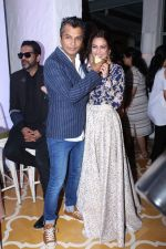 Kriti Kharbanda, Vikram Phadnis At The Press Conference Of India Beach Fashion Week on 23rd Oct 2017 (45)_59eedf1bb4c2b.JPG