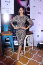 Sophie Choudry At The Press Conference Of India Beach Fashion Week on 23rd Oct 2017