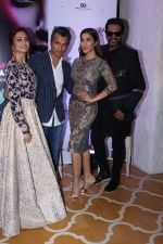 Sophie Choudry, Kriti Kharbanda, Vikram Phadnis, Rocky S At The Press Conference Of India Beach Fashion Week on 23rd Oct 2017