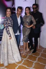Sophie Choudry, Kriti Kharbanda, Vikram Phadnis, Rocky S At The Press Conference Of India Beach Fashion Week on 23rd Oct 2017 (55)_59eedf1f495a2.JPG