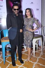 Sophie Choudry, Rocky S At The Press Conference Of India Beach Fashion Week on 23rd Oct 2017