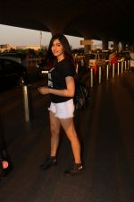 Adah Sharma Spotted At Airport on 25th Oct 2017 (13)_59f095c6487d3.JPG