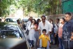 Ajay Devgan watching Golmaal Again with his family at Sunny Super Sound on 26th Oct 2017 (9)_59f2e05346cc9.JPG