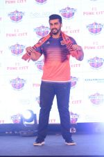 Arjun Kapoor at the Unveiling of The New Face Of Fc Pune City on 26th Oct 2017  (16)_59f2e0699802d.JPG