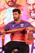 Arjun Kapoor at the Unveiling of The New Face Of Fc Pune City on 26th Oct 2017  (18)_59f2e06acaeef.JPG