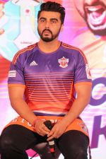 Arjun Kapoor at the Unveiling of The New Face Of Fc Pune City on 26th Oct 2017  (24)_59f2e06e51f35.JPG