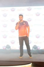 Arjun Kapoor at the Unveiling of The New Face Of Fc Pune City on 26th Oct 2017  (3)_59f2e0622e5b2.JPG