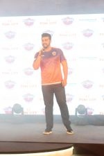 Arjun Kapoor at the Unveiling of The New Face Of Fc Pune City on 26th Oct 2017  (4)_59f2e062b9bd7.JPG