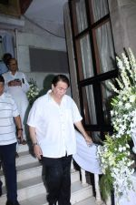 Randhir Kapoor at prayer meeting of Ram Mukherjee on 25th Oct 2017 (126)_59f2ce4561d1f.JPG