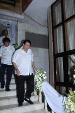 Randhir Kapoor at prayer meeting of Ram Mukherjee on 25th Oct 2017 (127)_59f2ce46078cb.JPG