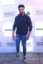 Aashish Chaudhary at Myntra Sneaker Club Organise Pub Crawl on 27th Oct 2017 (93)_59f438c22275f.JPG