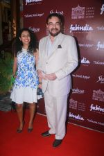 Kabir Bedi, Parveen Dusanj at the Special preview of Salaam Noni Appa based on Twinkle Khanna_s novel at Royal Opera House in mumbai on 28th Oct 2017 (25)_59f5478a6694f.jpg