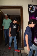 Hritik Roshan & family spotted at pvr juhu on 29th Oct 2017 (11)_59f6ca551214d.JPG