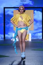 Model scorched the ramp on the final day at COMO India Beach Fashion Week-Season 5 at the Goa on 29th Oct 2017