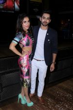 Himansh Kohli and Priya Banerjee at the Music Launch Of Dil Jo Keh Na Saka Movie on 30th Oct 2017 (35)_59f8287fd06f7.JPG