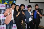 Himesh Reshammiya, Shaan, Palak Muchhal, Jay Bhanushali at the Launch Of The Voice India Kids Session 2 on 30th Oct 2017 (50)_59f81a103d8fe.JPG