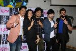 Himesh Reshammiya, Shaan, Palak Muchhal, Jay Bhanushali at the Launch Of The Voice India Kids Session 2 on 30th Oct 2017 (51)_59f81a17d63c2.JPG