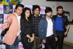 Himesh Reshammiya, Shaan, Palak Muchhal, Jay Bhanushali at the Launch Of The Voice India Kids Session 2 on 30th Oct 2017 (94)_59f8194a4b2be.JPG