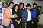 Himesh Reshammiya, Shaan, Palak Muchhal, Jay Bhanushali at the Launch Of The Voice India Kids Session 2 on 30th Oct 2017 (95)_59f8198a4bf61.JPG