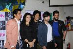 Himesh Reshammiya, Shaan, Palak Muchhal, Jay Bhanushali at the Launch Of The Voice India Kids Session 2 on 30th Oct 2017 (96)_59f819bad4865.JPG