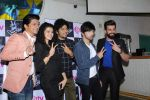 Himesh Reshammiya, Shaan, Palak Muchhal, Jay Bhanushali at the Launch Of The Voice India Kids Session 2 on 30th Oct 2017 (97)_59f819bb83915.JPG