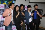 Himesh Reshammiya, Shaan, Palak Muchhal, Jay Bhanushali at the Launch Of The Voice India Kids Session 2 on 30th Oct 2017 (99)_59f8198ac92d6.JPG