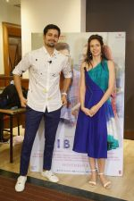 Kalki Koechlin, Sumeet Vyas Spotted Promoting Movie Ribbon on 30th Oct 2017 (12)_59f81a754419a.JPG