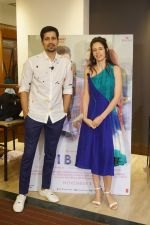 Kalki Koechlin, Sumeet Vyas Spotted Promoting Movie Ribbon on 30th Oct 2017 (15)_59f81a75d0702.JPG