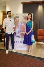Kalki Koechlin, Sumeet Vyas Spotted Promoting Movie Ribbon on 30th Oct 2017 (30)_59f81a7662d62.JPG