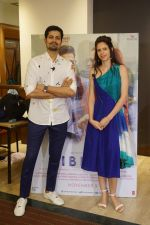 Kalki Koechlin, Sumeet Vyas Spotted Promoting Movie Ribbon on 30th Oct 2017 (7)_59f81a736fb47.JPG