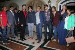 Sidharth Malhotra, Sonakshi Sinha, Karan Johar, Akshaye Khanna at the launch of film Ittefaq on 30th Oct 2017 (100)_59f82388c3cad.JPG