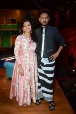 Irrfan Khan, Parvathy Promote Film Qarib Qarib Singlle On Set Of The Drama Company on 31st Oct 2017 (30)_59fac4fc7ef2c.jpg