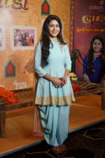 Palak Jain at the Press Meet Of New Tv Show Laado- Veerpur Ki Mardaani_s Cast  in Mumbai on 1st Nov 2017 (19)_59facbc1532da.JPG