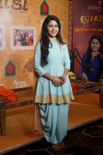 Palak Jain at the Press Meet Of New Tv Show Laado- Veerpur Ki Mardaani_s Cast  in Mumbai on 1st Nov 2017 (20)_59facbc1e26f3.JPG