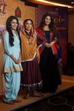 Palak Jain, Meghna Malik, Avika Gor at the Press Meet Of New Tv Show Laado- Veerpur Ki Mardaani_s Cast  in Mumbai on 1st Nov 2017 (41)_59facbc6e499d.JPG