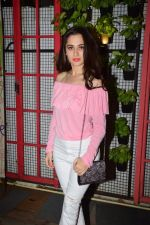 Sanjeeda Sheikh Attend Arjun Bijlani Birthday Party on 31st Oct 2017 (23)_59fab99ad6421.JPG