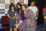 Vidya Balan, RJ Malishka & Neha Dhupia promote Movie Tumhari Sulu on 3rd Nov 2017 (248)_59fd91a4b8140.JPG