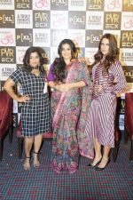 Vidya Balan, RJ Malishka & Neha Dhupia promote Movie Tumhari Sulu on 3rd Nov 2017 (345)_59fd91aec8368.JPG