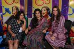 Vidya Balan, RJ Malishka & Neha Dhupia promote Movie Tumhari Sulu on 3rd Nov 2017 (368)_59fd91afdcf47.JPG